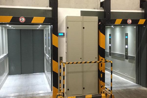 Φωτογραφία Ανελκυστήρες φορτίων