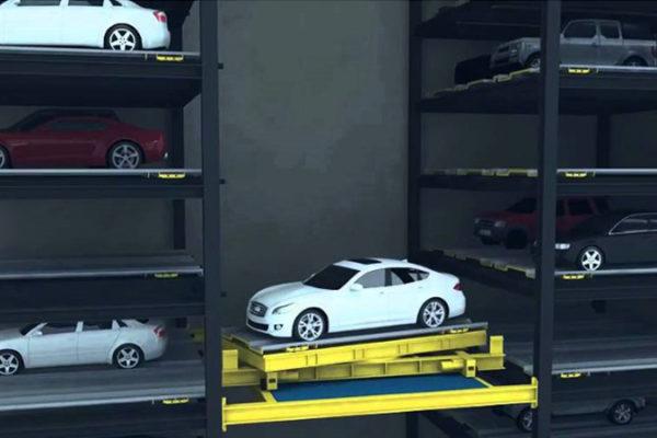 Φωτογραφία Συστήματα Parking